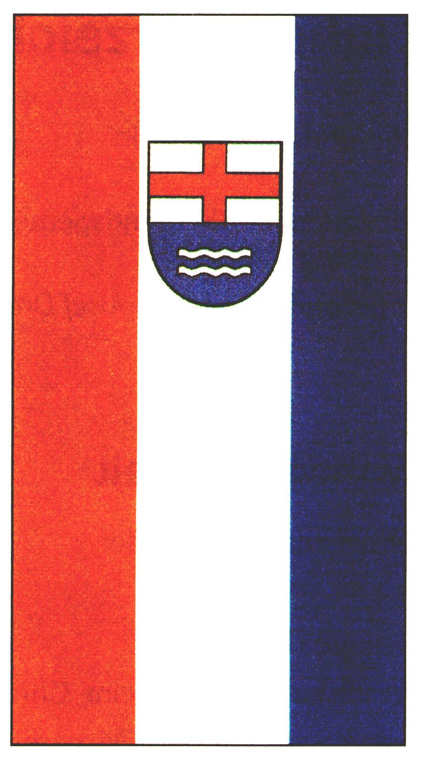 Wappen und Bannerfahne