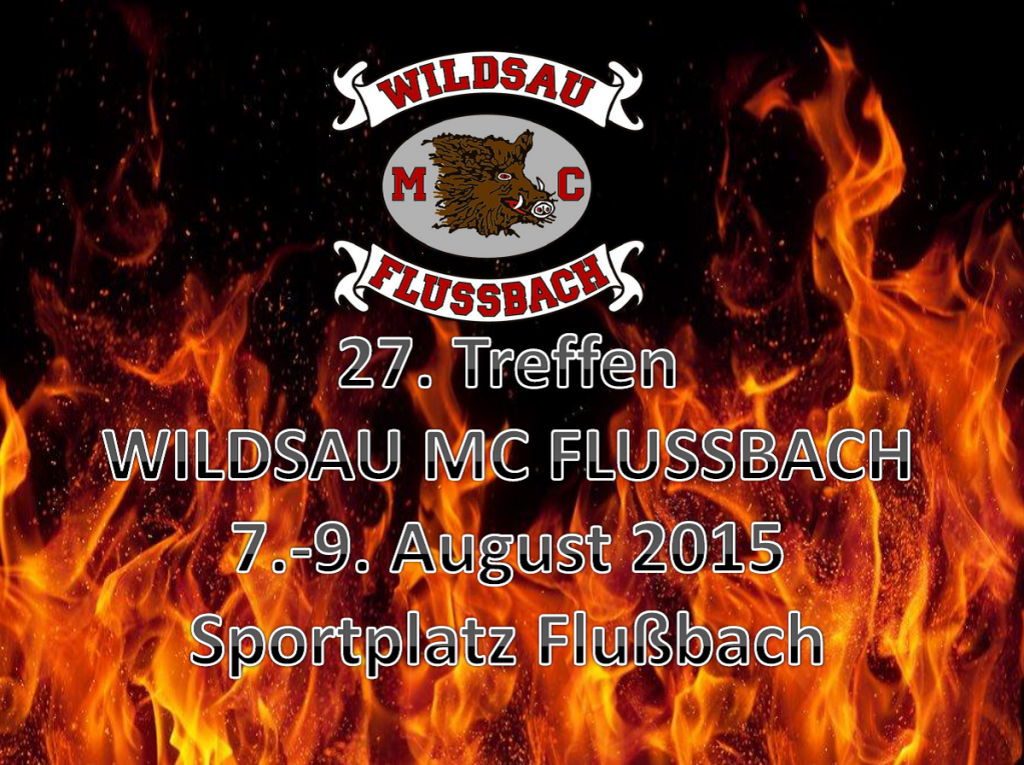 Wildsau MC Flussbach