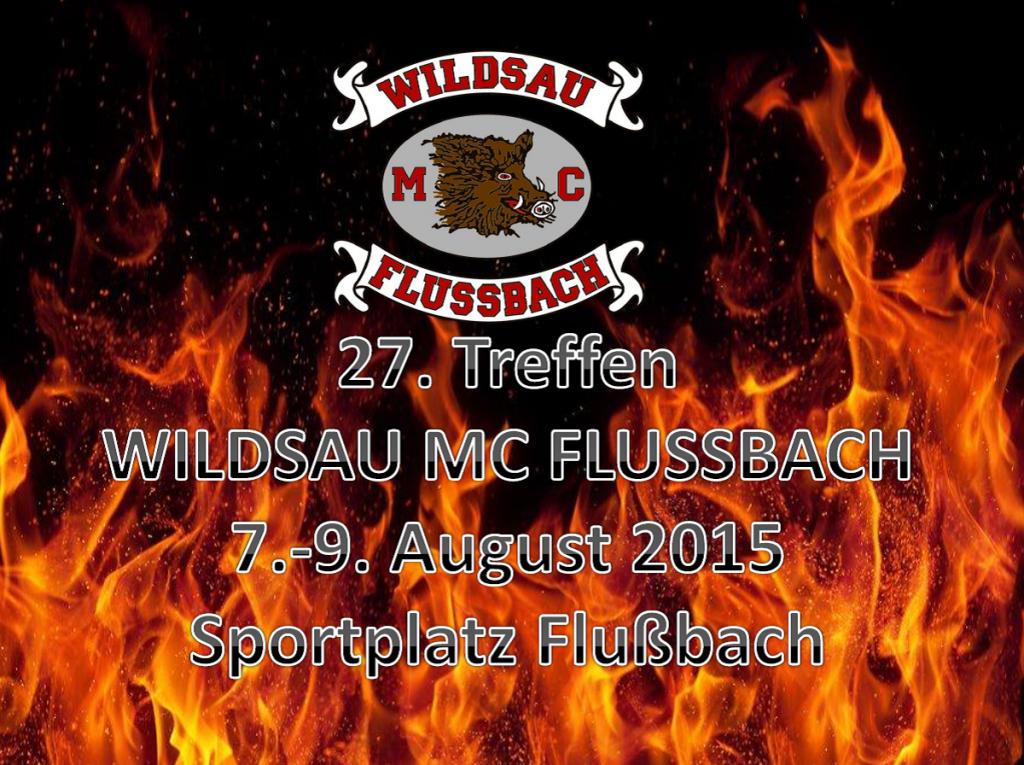 Wildsau MC Flussbach