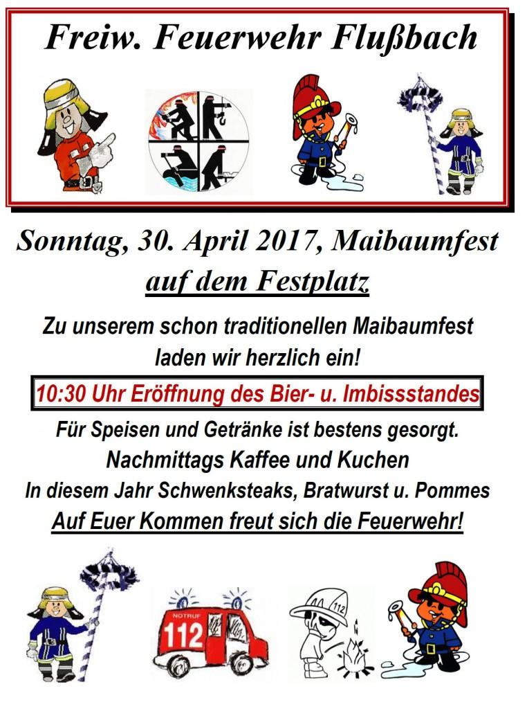 FFF Maibaumfest 2017